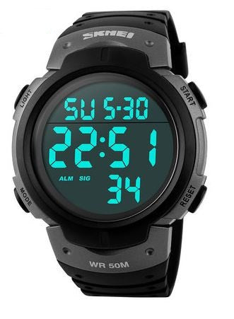 Mens Digital Sports watch