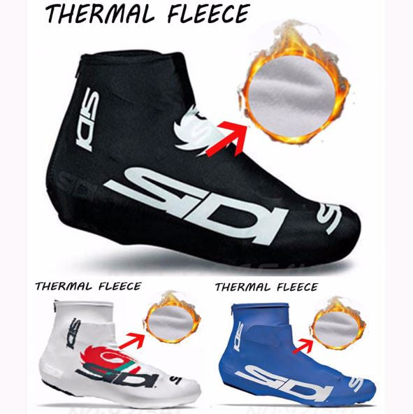 Unisex thermal Cycling Overshoes