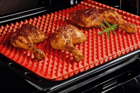 Silicone Non-Stick cooking mat