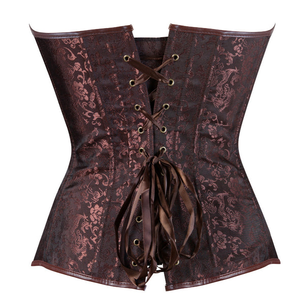 Steampunk Style Waist Trainers