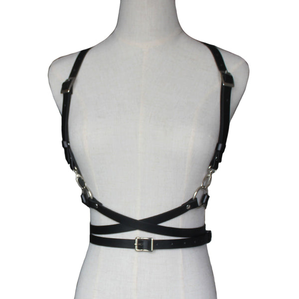 Body Defining Harness Belt
