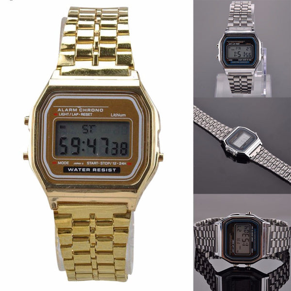 Vintage Casio style watch from the 80's