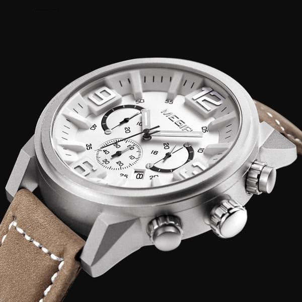 Mens Military style watch