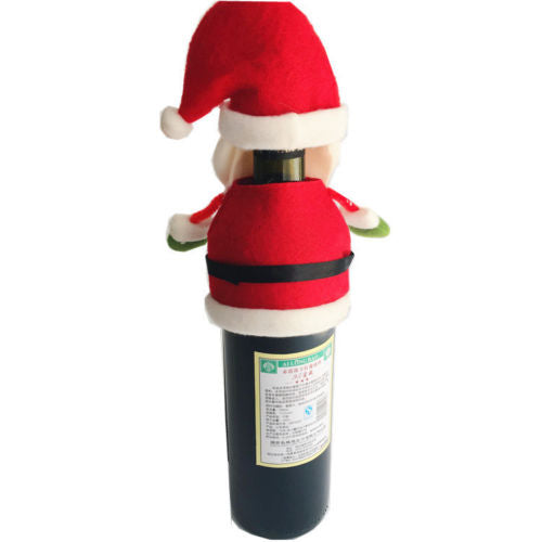 Cute Bottle Decoration for Christmas - Promo Offer