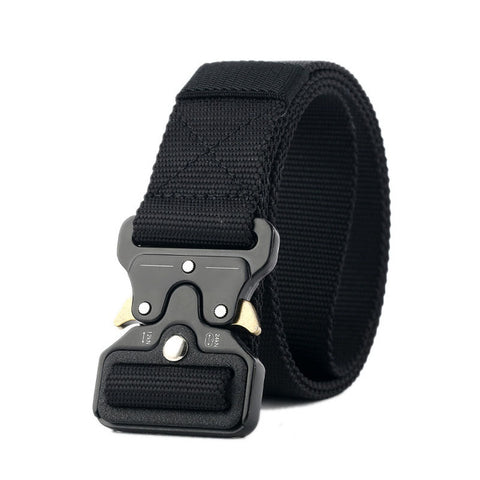 Tactical Belt with Heavy Duty Buckle