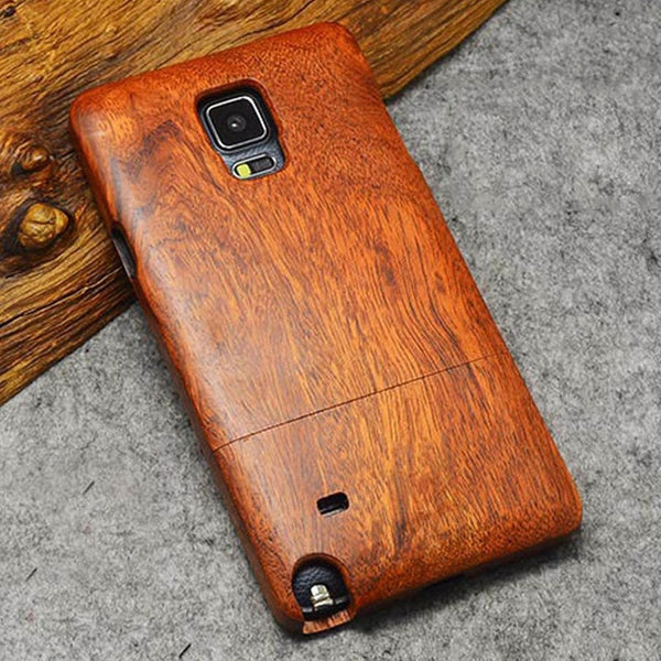 Beautiful Wood case for Apple iPhones