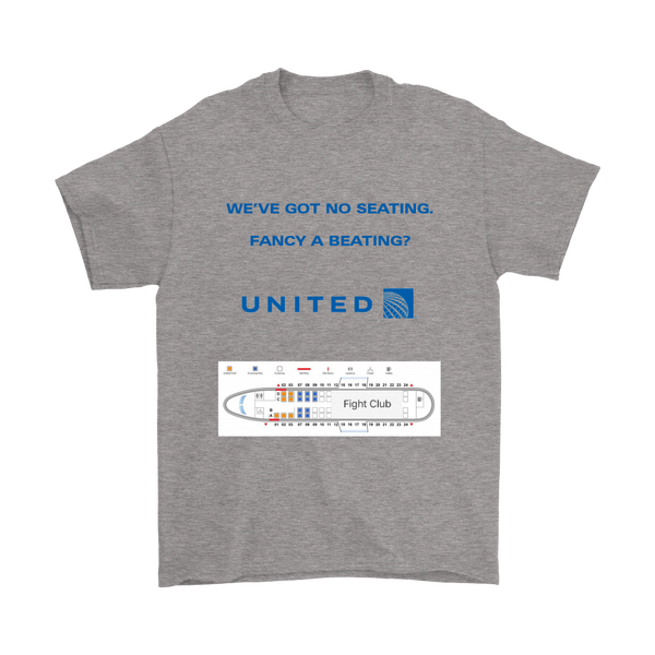 UNITED Airlines 'Beating' T-Shirt