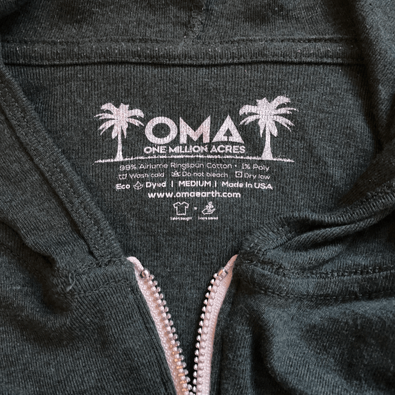 OMA Tribe Hoodie - One Million Acres
