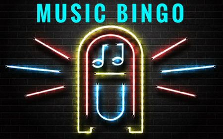Music Bingo - In House and Virtual
