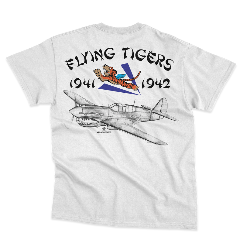"P-40 ""Flying Tigers"" Tee"