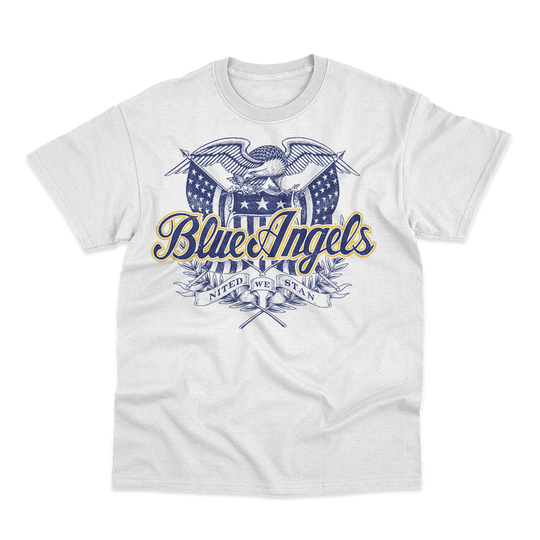 BLUE ANGELS USA TEE
