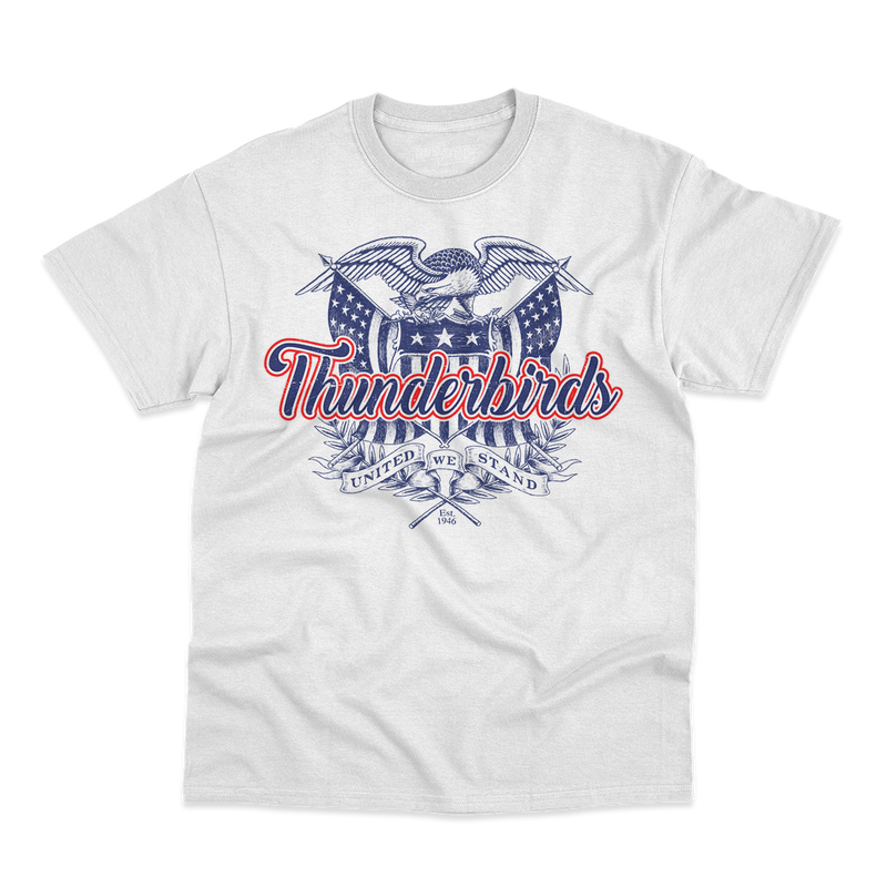 THUNDERBIRDS USA TEE