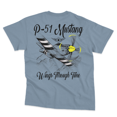 P-51 WINGS THROUGH TIME