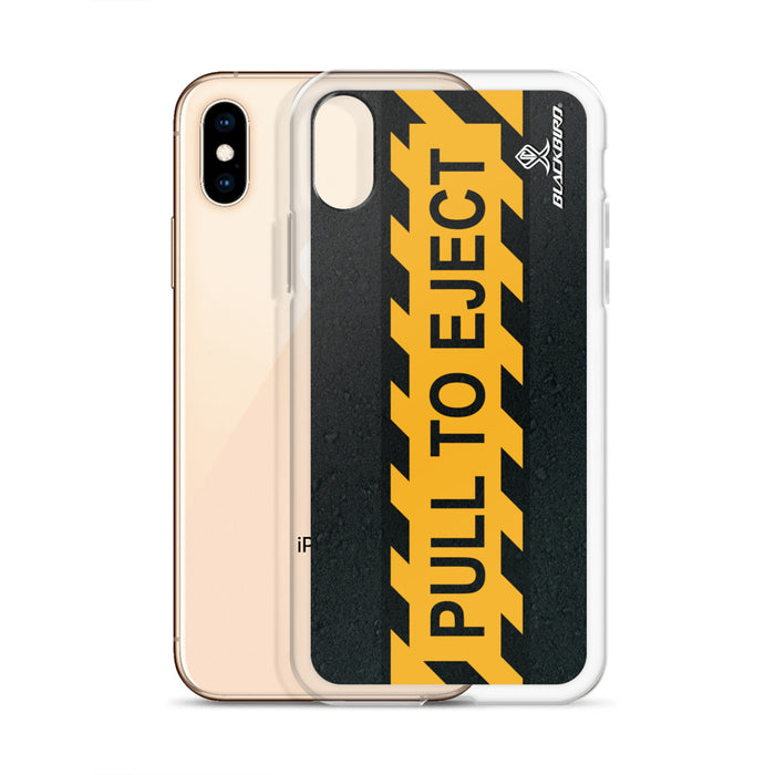 Pull To Eject iPhone Case