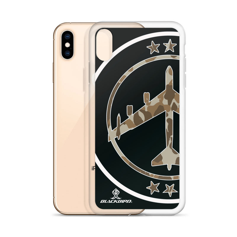 Peace The Old Fashioned Way iPhone Case