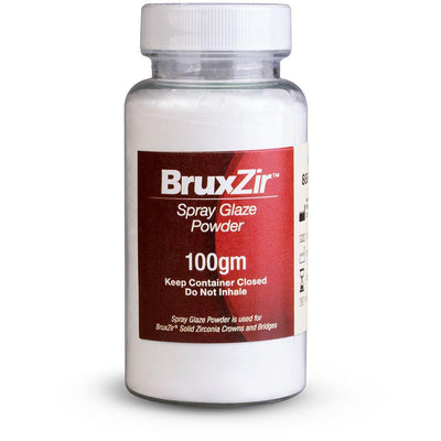 BruxZir® Spray Glaze Powder, 100g