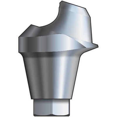 Inclusive® 17° Multi-Unit Abutment 2.5 mmH compatible with: Dentsply Implants Astra Tech Implant System® 4.5/5.0