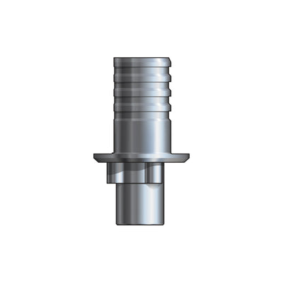 Inclusive® Titanium Abutment 6 mmH compatible with: Nobel Biocare NobelReplace® WP
