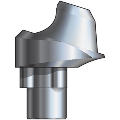 Inclusive® 17° Multi-Unit Abutment 2 mmH compatible with: Nobel Biocare NobelReplace® NP