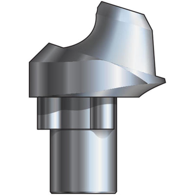 Inclusive® 17° Multi-Unit Abutment 2 mmH compatible with: Nobel Biocare NobelReplace® RP
