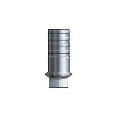 Inclusive® Titanium Abutment 6 mmH compatible with: Zimmer Dental Screw-Vent® 3.5 mm