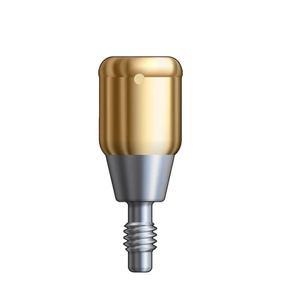 Locator® Abutment Conical Connection Ø3.5/4.3 x 3.0 mmH Cuff [#2071]