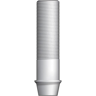 Inclusive® UCLA Plastic Abutment, Non-Engaging, compatible with: Hiossen® HG System Standard