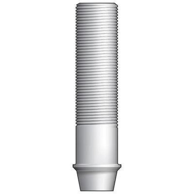 Inclusive® UCLA Plastic Abutment, Non-Engaging, compatible with: Hiossen® HG System Mini