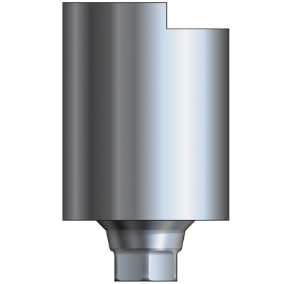 Hahn™ Tapered Implant Titanium Abutment Blank - Ø3.0 Implant