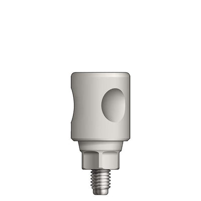 Hahn™ Tapered Implant Clinical Scanning Abutment, Posterior - Ø7.0 Implant