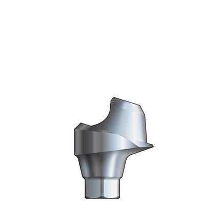 Hahn™ Tapered Implant 17° Multi-Unit Abutment 2.5 mmH - Ø3.5/4.3 Implant