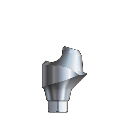 Hahn™ Tapered Implant 17° Multi-Unit Abutment 3.5 mmH - Ø3.5/4.3 Implant