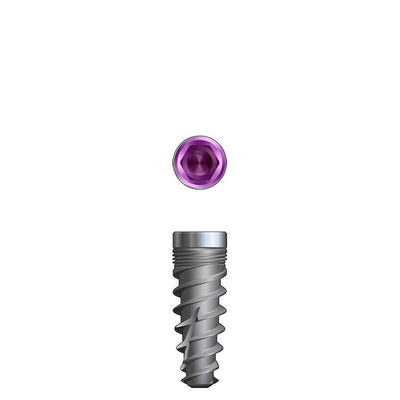 Hahn™ Tapered Implant Ø3.5 x 10 mm