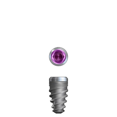 Hahn™ Tapered Implant Ø4.3 x 8 mm