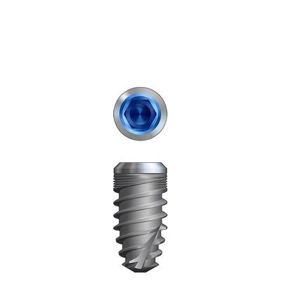 Hahn™ Tapered Implant Ø5.0 x 10 mm