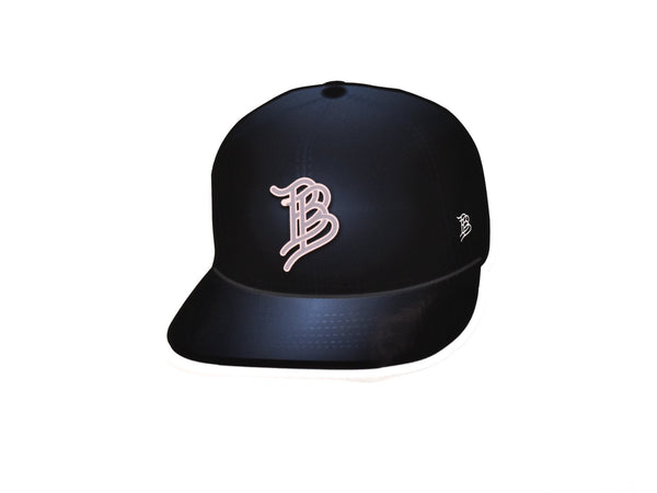 BB Black Hat Sticker