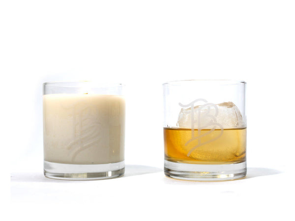 BB Bourbon Candle