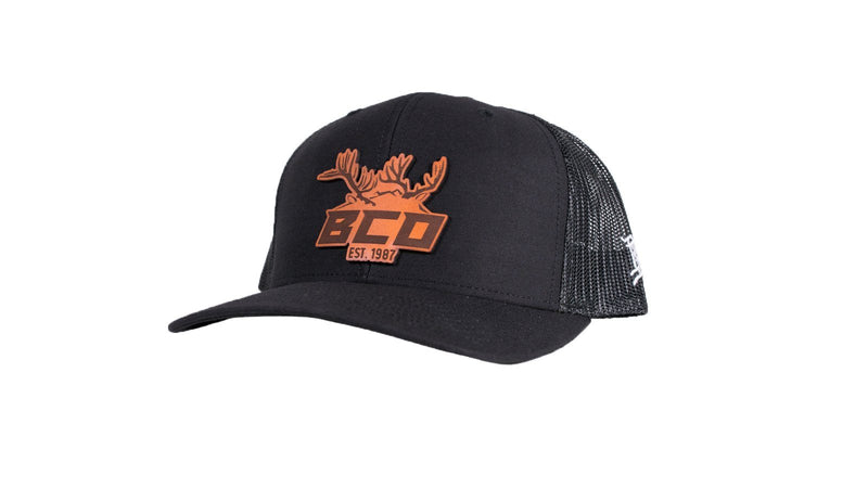 BCO Logo Curved Trucker