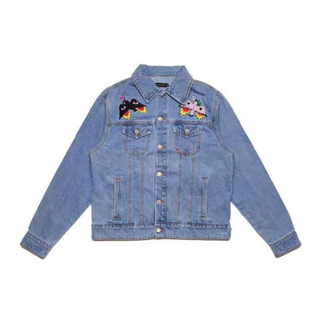 Tahirih Denim Jacket