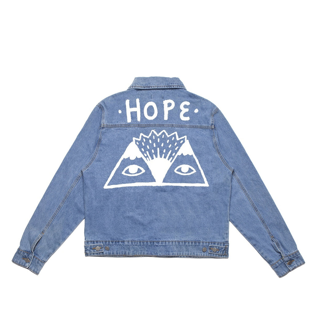 "Atelier II ""Hope"" Denim Jacket"