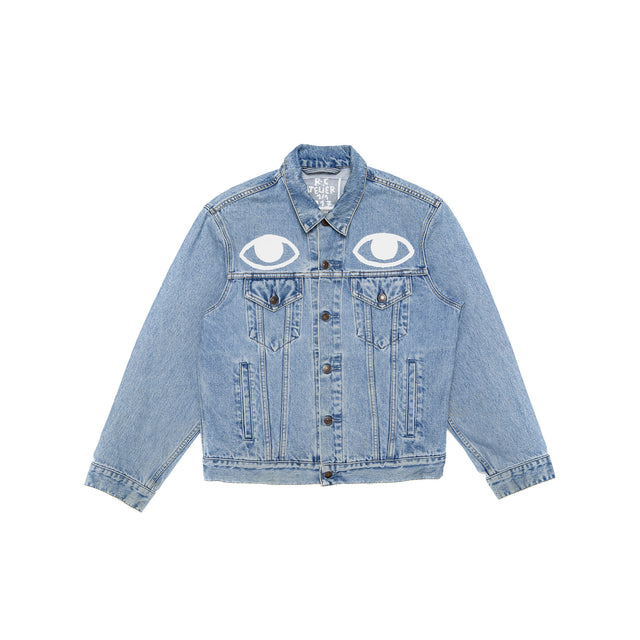 Atelier Flame Denim Jacket