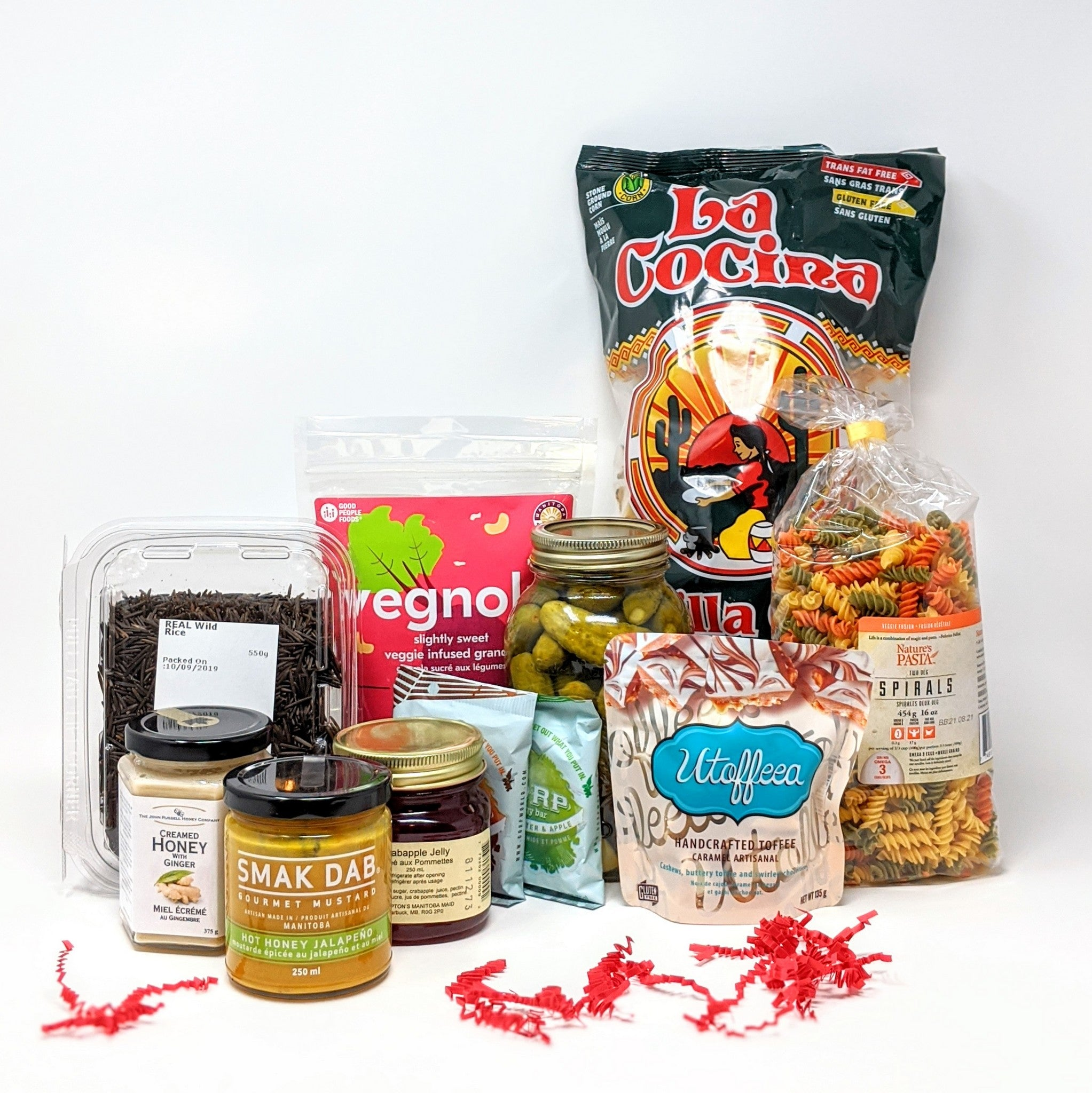 Local Favourites - Gift Basket