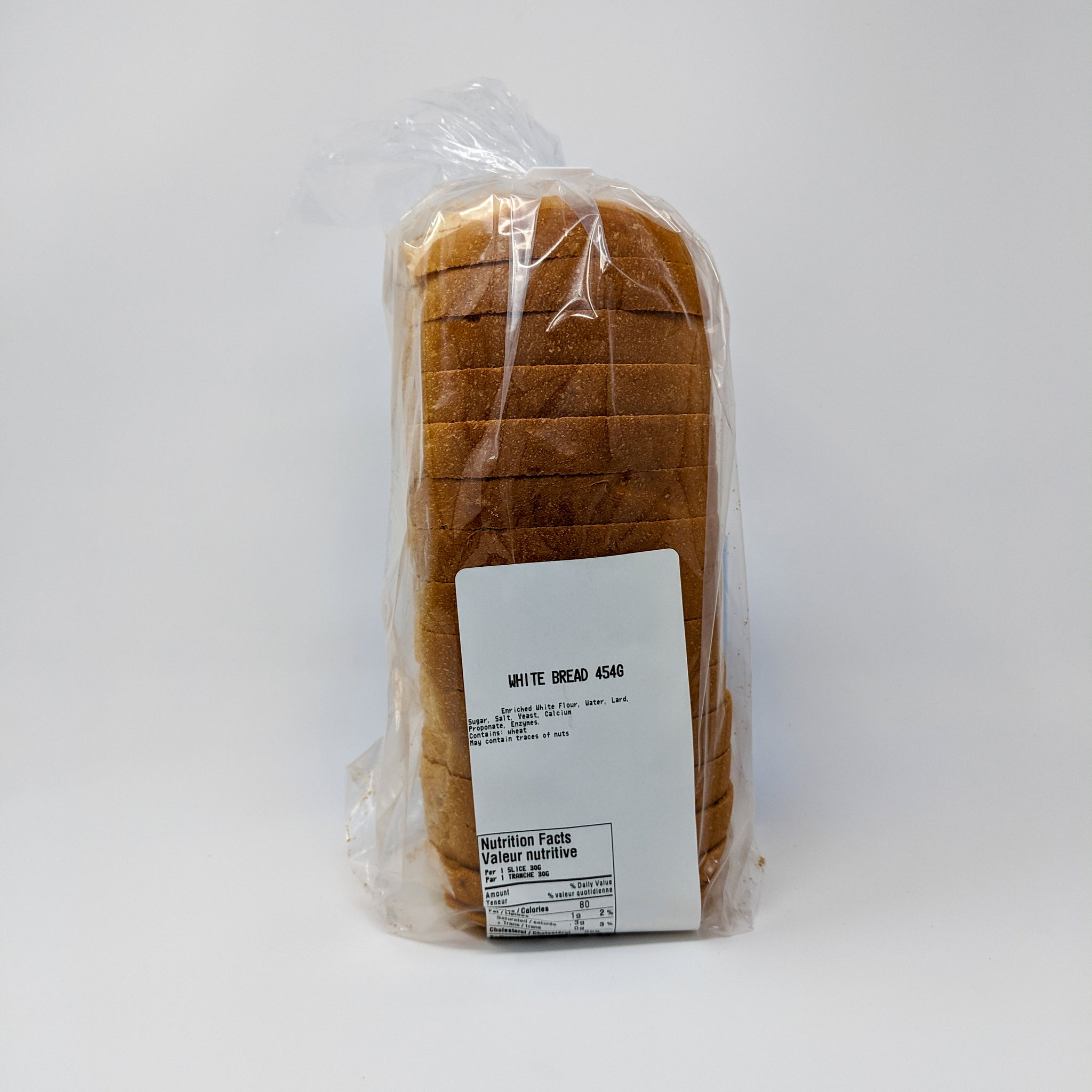 White Bread (454g) - St-Pierre