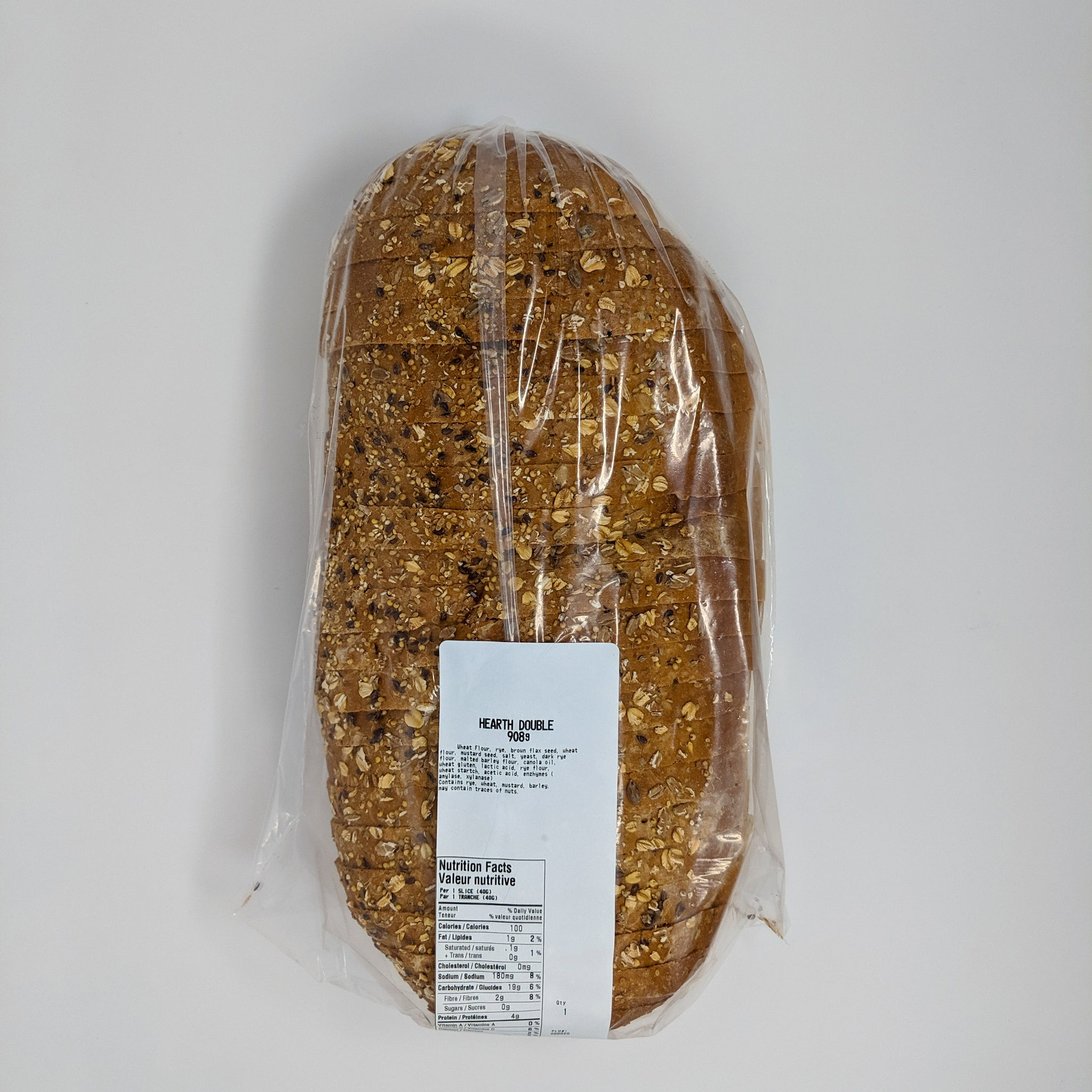 Hearth Bread Large (Double) (908g) - St-Pierre