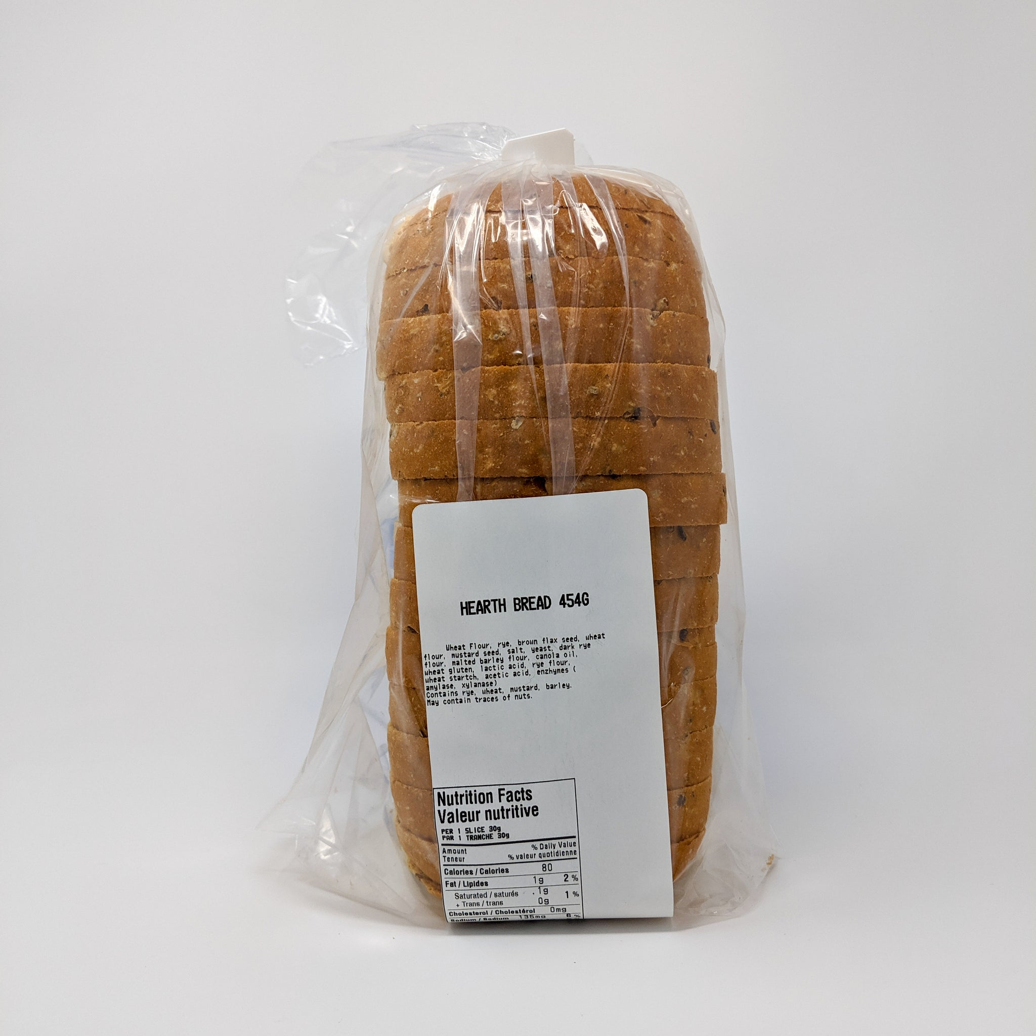 Hearth Bread Small (454g) - St-Pierre