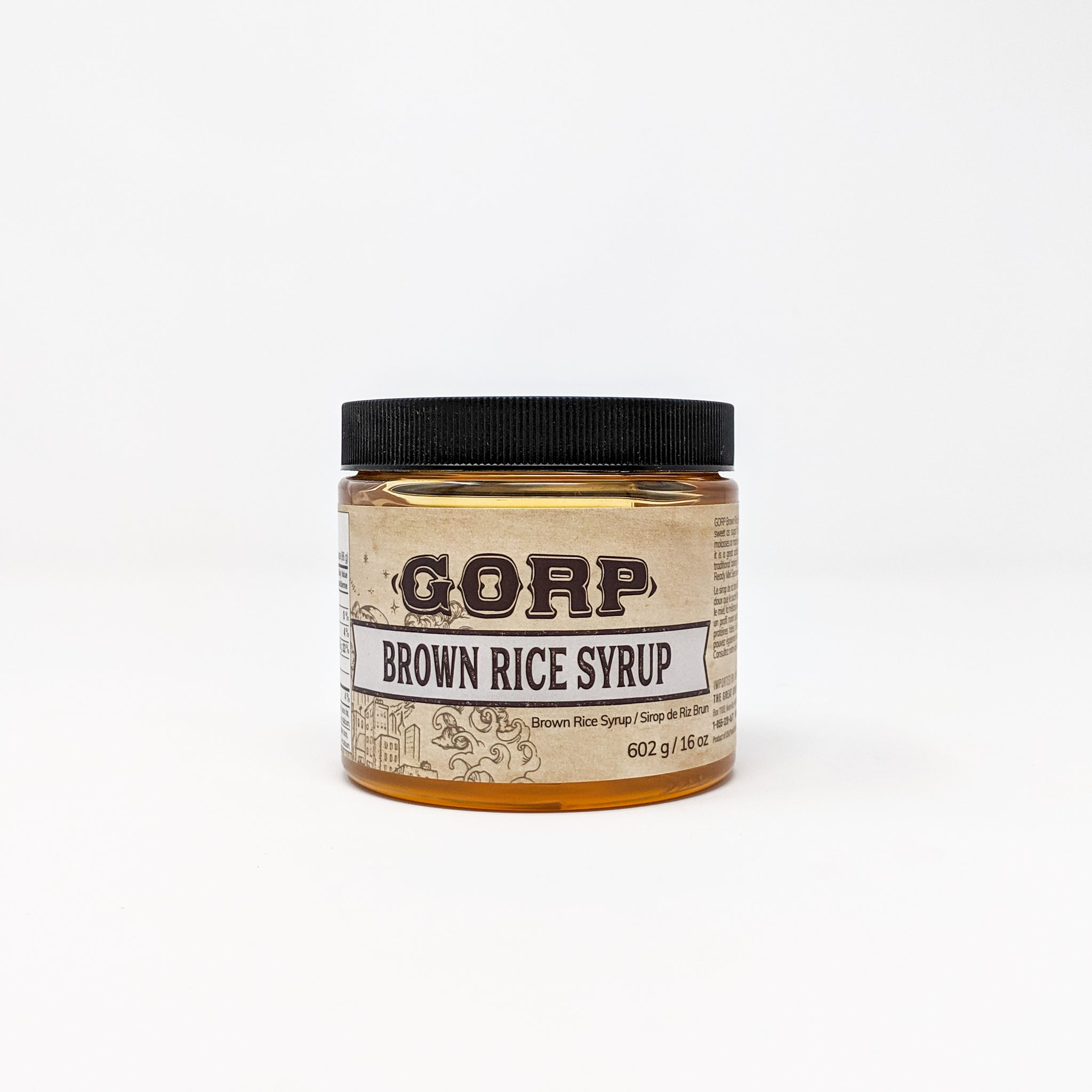 Brown Rice Syrup - GORP