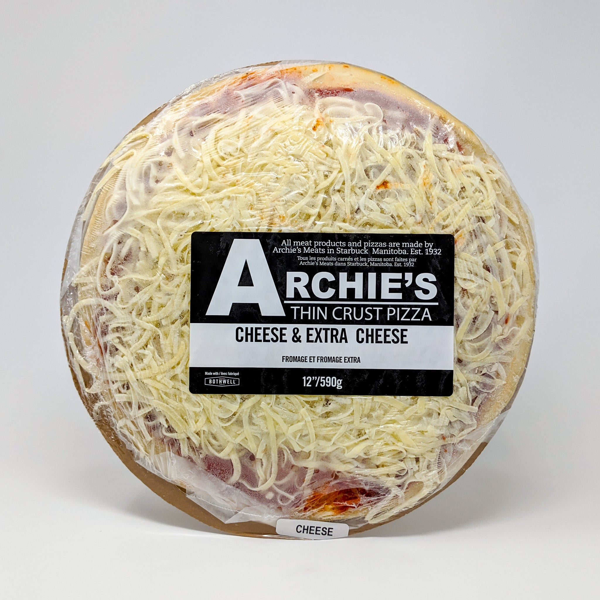 Archie's Cheese Pizza - Frozen