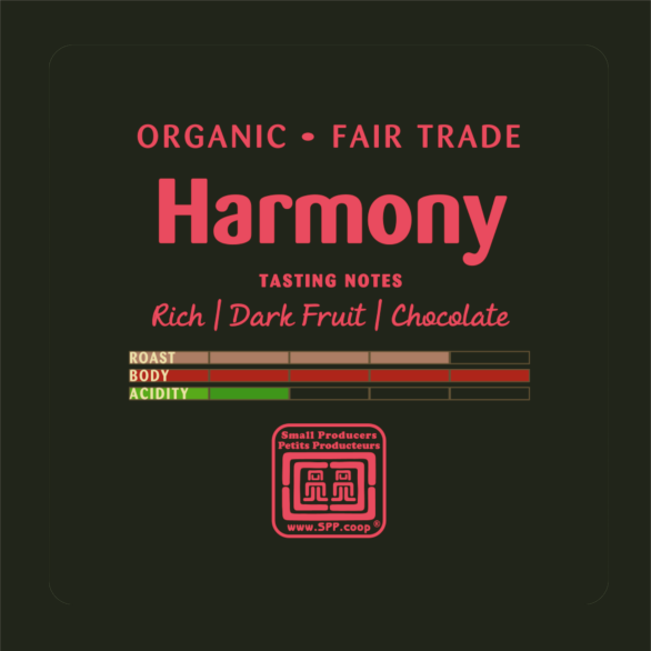 Harmony Roast Coffee - Organic & Fair Trade - Just Us!