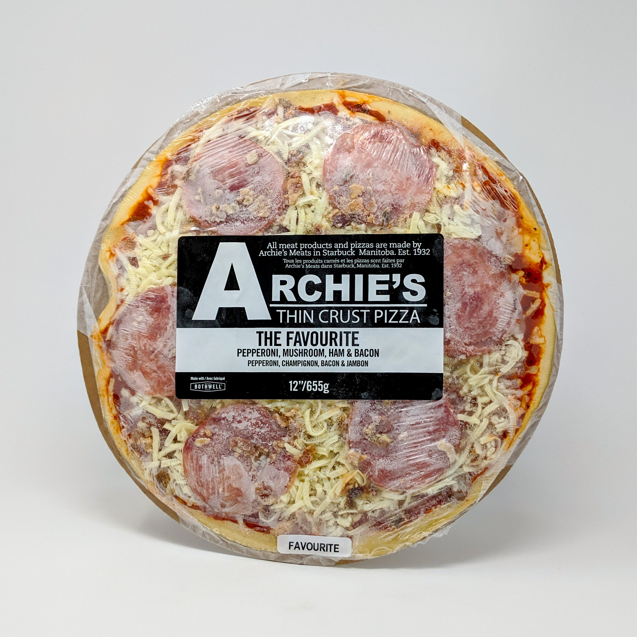 Archie's Favourite Pizza - Frozen