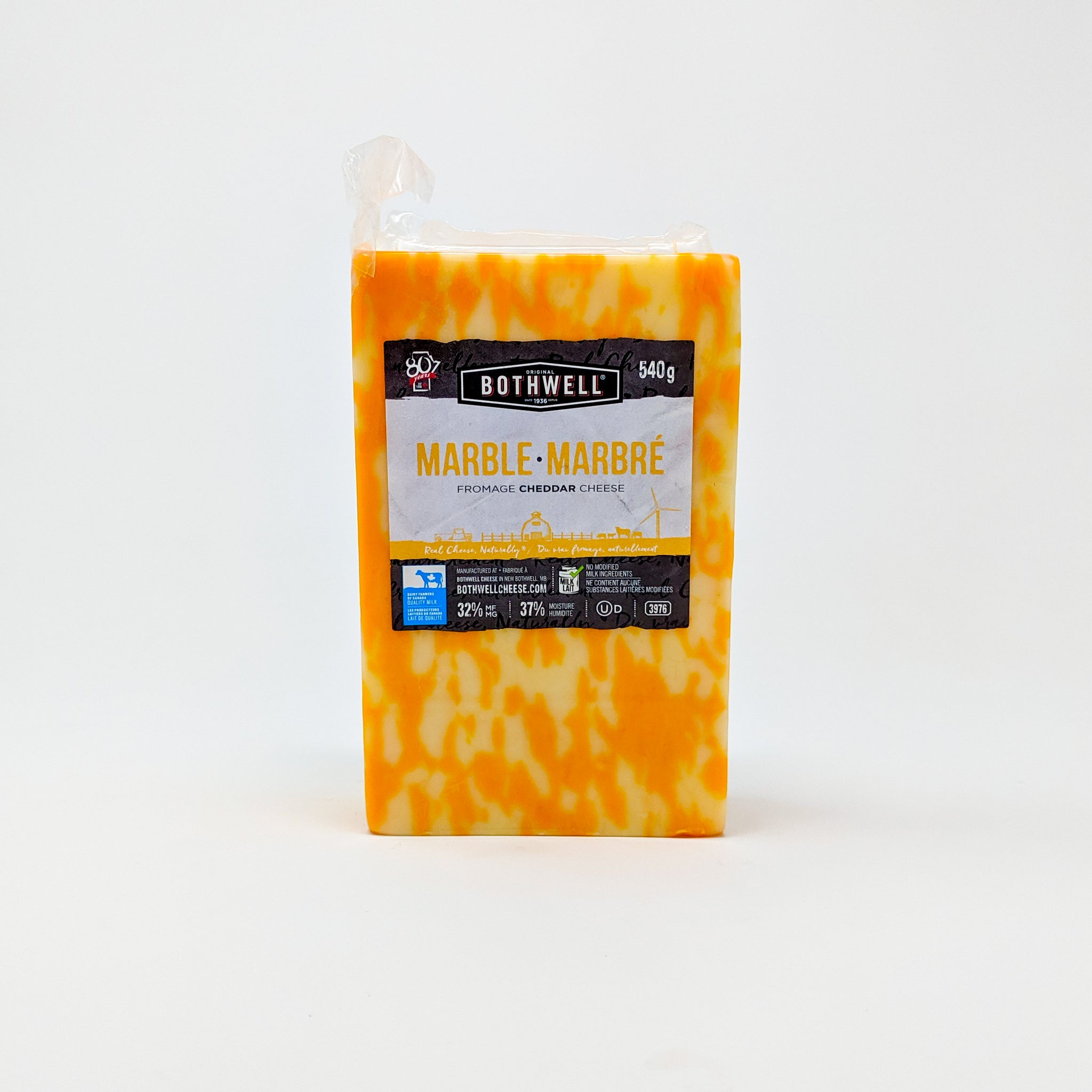 Marble Cheese 540g - Bothwell Cheese